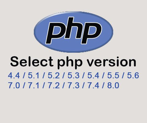 How to select stable php version