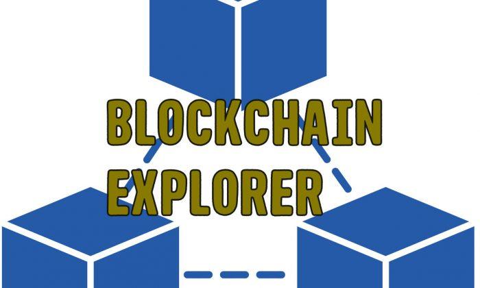 Blockchain Explorer Issues