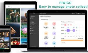 Piwigo - a tool to manage photo gallery